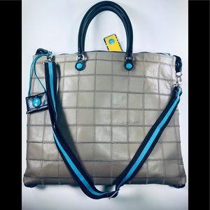 NWT Gabs Italian Leather Tote